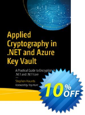 Applied Cryptography in .NET and Azure Key Vault (Haunts) Coupon discount Applied Cryptography in .NET and Azure Key Vault (Haunts) Deal. Promotion: Applied Cryptography in .NET and Azure Key Vault (Haunts) Exclusive Easter Sale offer for iVoicesoft