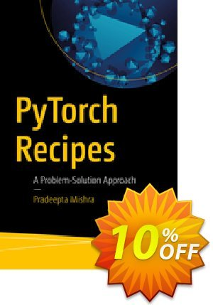 PyTorch Recipes (Mishra) 優惠券,折扣碼 PyTorch Recipes (Mishra) Deal,促銷代碼: PyTorch Recipes (Mishra) Exclusive Easter Sale offer for iVoicesoft