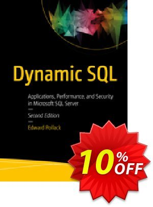 Dynamic SQL (Pollack) Coupon discount Dynamic SQL (Pollack) Deal. Promotion: Dynamic SQL (Pollack) Exclusive Easter Sale offer for iVoicesoft