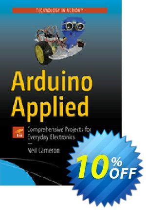 Arduino Applied (Cameron) Coupon discount Arduino Applied (Cameron) Deal. Promotion: Arduino Applied (Cameron) Exclusive Easter Sale offer for iVoicesoft