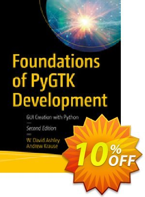 Foundations of PyGTK Development (Ashley) discount coupon Foundations of PyGTK Development (Ashley) Deal - Foundations of PyGTK Development (Ashley) Exclusive Easter Sale offer for iVoicesoft