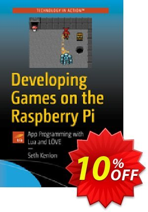 Developing Games on the Raspberry Pi (Kenlon) discount coupon Developing Games on the Raspberry Pi (Kenlon) Deal - Developing Games on the Raspberry Pi (Kenlon) Exclusive Easter Sale offer for iVoicesoft