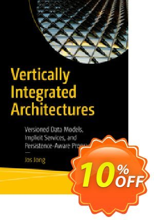 Vertically Integrated Architectures (Jong) discount coupon Vertically Integrated Architectures (Jong) Deal - Vertically Integrated Architectures (Jong) Exclusive Easter Sale offer for iVoicesoft