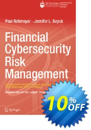 Financial Cybersecurity Risk Management (Rohmeyer) discount coupon Financial Cybersecurity Risk Management (Rohmeyer) Deal - Financial Cybersecurity Risk Management (Rohmeyer) Exclusive Easter Sale offer for iVoicesoft