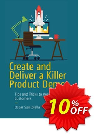 Create and Deliver a Killer Product Demo (Santolalla) 프로모션 코드 Create and Deliver a Killer Product Demo (Santolalla) Deal 프로모션: Create and Deliver a Killer Product Demo (Santolalla) Exclusive Easter Sale offer for iVoicesoft