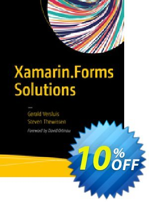 Xamarin.Forms Solutions (Versluis) discount coupon Xamarin.Forms Solutions (Versluis) Deal - Xamarin.Forms Solutions (Versluis) Exclusive Easter Sale offer for iVoicesoft