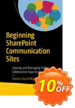 Beginning SharePoint Communication Sites (Waghmare) 프로모션 코드 Beginning SharePoint Communication Sites (Waghmare) Deal 프로모션: Beginning SharePoint Communication Sites (Waghmare) Exclusive Easter Sale offer for iVoicesoft