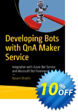 Developing Bots with QnA Maker Service (Kasam) discount coupon Developing Bots with QnA Maker Service (Kasam) Deal - Developing Bots with QnA Maker Service (Kasam) Exclusive Easter Sale offer for iVoicesoft