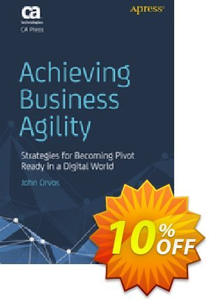 Achieving Business Agility (Orvos) Coupon discount Achieving Business Agility (Orvos) Deal. Promotion: Achieving Business Agility (Orvos) Exclusive Easter Sale offer for iVoicesoft