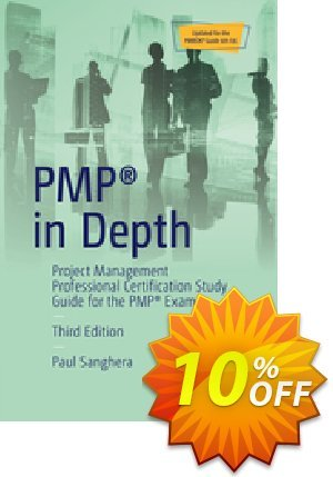 PMP® in Depth (Sanghera) Coupon discount PMP® in Depth (Sanghera) Deal. Promotion: PMP® in Depth (Sanghera) Exclusive Easter Sale offer for iVoicesoft