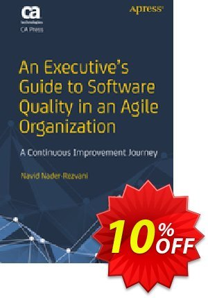 An Executive's Guide to Software Quality in an Agile Organization (Nader-Rezvani) discount coupon An Executive's Guide to Software Quality in an Agile Organization (Nader-Rezvani) Deal - An Executive's Guide to Software Quality in an Agile Organization (Nader-Rezvani) Exclusive Easter Sale offer for iVoicesoft