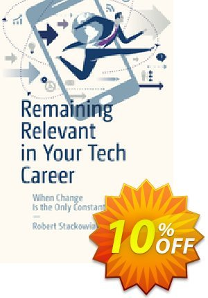 Remaining Relevant in Your Tech Career (Stackowiak) discount coupon Remaining Relevant in Your Tech Career (Stackowiak) Deal - Remaining Relevant in Your Tech Career (Stackowiak) Exclusive Easter Sale offer for iVoicesoft