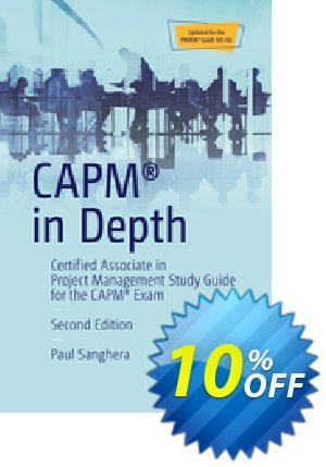 CAPM® in Depth (Sanghera) discount coupon CAPM® in Depth (Sanghera) Deal - CAPM® in Depth (Sanghera) Exclusive Easter Sale offer for iVoicesoft