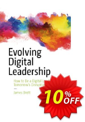 Evolving Digital Leadership (Brett) discount coupon Evolving Digital Leadership (Brett) Deal - Evolving Digital Leadership (Brett) Exclusive Easter Sale offer for iVoicesoft