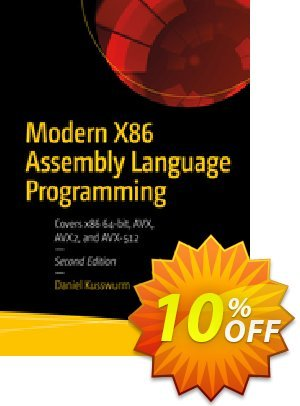 Modern X86 Assembly Language Programming (Kusswurm) discount coupon Modern X86 Assembly Language Programming (Kusswurm) Deal - Modern X86 Assembly Language Programming (Kusswurm) Exclusive Easter Sale offer for iVoicesoft