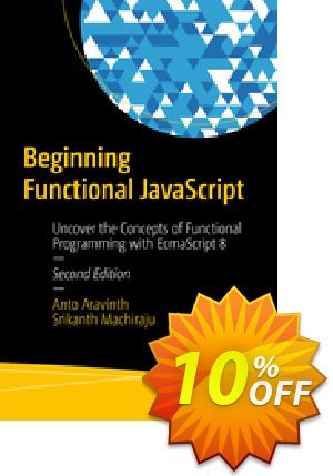 Beginning Functional JavaScript (Aravinth) discount coupon Beginning Functional JavaScript (Aravinth) Deal - Beginning Functional JavaScript (Aravinth) Exclusive Easter Sale offer for iVoicesoft