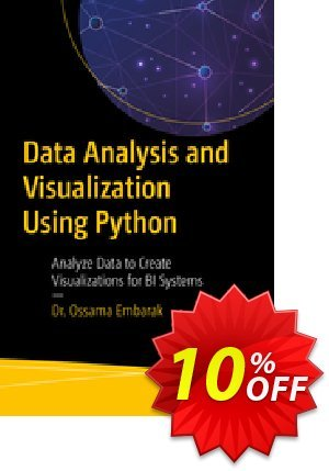 Data Analysis and Visualization Using Python (Embarak) 優惠券,折扣碼 Data Analysis and Visualization Using Python (Embarak) Deal,促銷代碼: Data Analysis and Visualization Using Python (Embarak) Exclusive Easter Sale offer for iVoicesoft