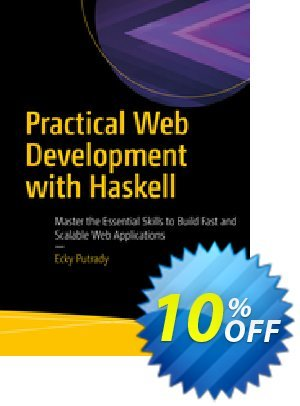 Practical Web Development with Haskell (Putrady) discount coupon Practical Web Development with Haskell (Putrady) Deal - Practical Web Development with Haskell (Putrady) Exclusive Easter Sale offer for iVoicesoft