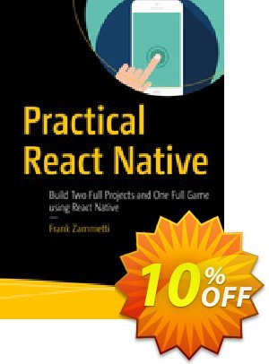 Practical React Native (Zammetti) Coupon discount Practical React Native (Zammetti) Deal. Promotion: Practical React Native (Zammetti) Exclusive Easter Sale offer for iVoicesoft