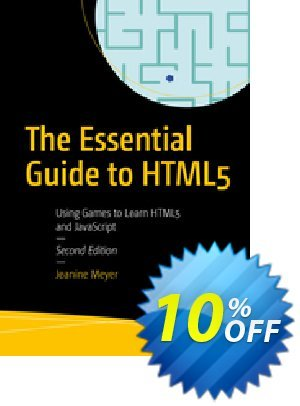 The Essential Guide to HTML5 (Meyer) discount coupon The Essential Guide to HTML5 (Meyer) Deal - The Essential Guide to HTML5 (Meyer) Exclusive Easter Sale offer for iVoicesoft