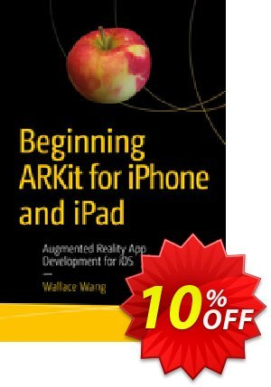 Beginning ARKit for iPhone and iPad (Wang) discount coupon Beginning ARKit for iPhone and iPad (Wang) Deal - Beginning ARKit for iPhone and iPad (Wang) Exclusive Easter Sale offer for iVoicesoft
