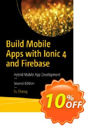 Build Mobile Apps with Ionic 4 and Firebase (Cheng) 優惠券,折扣碼 Build Mobile Apps with Ionic 4 and Firebase (Cheng) Deal,促銷代碼: Build Mobile Apps with Ionic 4 and Firebase (Cheng) Exclusive Easter Sale offer for iVoicesoft