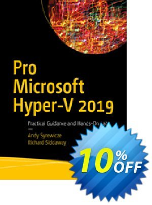 Pro Microsoft Hyper-V 2019 (Syrewicze) discount coupon Pro Microsoft Hyper-V 2019 (Syrewicze) Deal - Pro Microsoft Hyper-V 2019 (Syrewicze) Exclusive Easter Sale offer for iVoicesoft