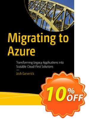 Migrating to Azure (Garverick) Coupon discount Migrating to Azure (Garverick) Deal. Promotion: Migrating to Azure (Garverick) Exclusive Easter Sale offer for iVoicesoft