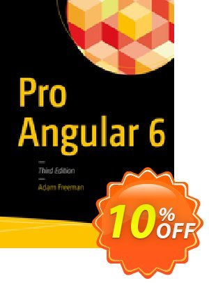 Pro Angular 6 (Freeman) 프로모션 코드 Pro Angular 6 (Freeman) Deal 프로모션: Pro Angular 6 (Freeman) Exclusive Easter Sale offer for iVoicesoft