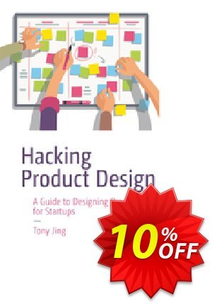 Hacking Product Design (Jing) discount coupon Hacking Product Design (Jing) Deal - Hacking Product Design (Jing) Exclusive Easter Sale offer for iVoicesoft