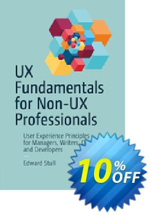 UX Fundamentals for Non-UX Professionals (Stull) Gutschein rabatt UX Fundamentals for Non-UX Professionals (Stull) Deal Aktion: UX Fundamentals for Non-UX Professionals (Stull) Exclusive Easter Sale offer for iVoicesoft