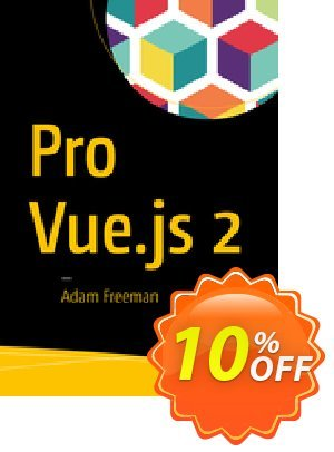 Pro Vue.js 2 (Freeman) discount coupon Pro Vue.js 2 (Freeman) Deal - Pro Vue.js 2 (Freeman) Exclusive Easter Sale offer for iVoicesoft