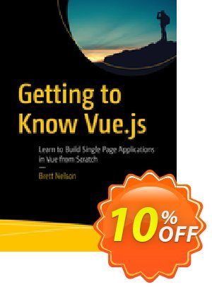 Getting to Know Vue.js (Nelson) Coupon, discount Getting to Know Vue.js (Nelson) Deal. Promotion: Getting to Know Vue.js (Nelson) Exclusive Easter Sale offer for iVoicesoft