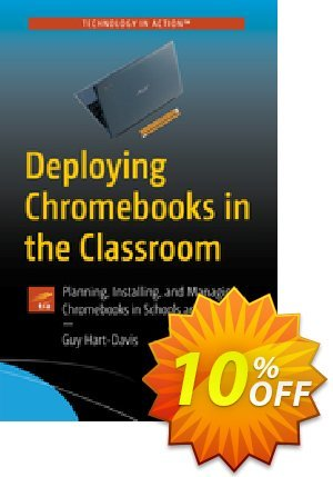 Deploying Chromebooks in the Classroom (Hart-Davis) 프로모션 코드 Deploying Chromebooks in the Classroom (Hart-Davis) Deal 프로모션: Deploying Chromebooks in the Classroom (Hart-Davis) Exclusive Easter Sale offer for iVoicesoft