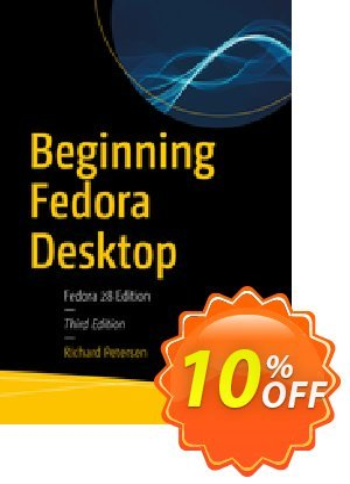 Beginning Fedora Desktop (Petersen) 優惠券,折扣碼 Beginning Fedora Desktop (Petersen) Deal,促銷代碼: Beginning Fedora Desktop (Petersen) Exclusive Easter Sale offer for iVoicesoft