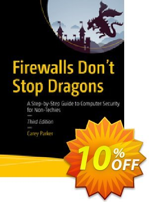 Firewalls Don't Stop Dragons (Parker) discount coupon Firewalls Don't Stop Dragons (Parker) Deal - Firewalls Don't Stop Dragons (Parker) Exclusive Easter Sale offer for iVoicesoft