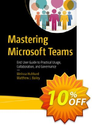 Mastering Microsoft Teams (Hubbard)割引コード・Mastering Microsoft Teams (Hubbard) Deal キャンペーン:Mastering Microsoft Teams (Hubbard) Exclusive Easter Sale offer for iVoicesoft