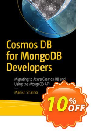Cosmos DB for MongoDB Developers (Sharma) discount coupon Cosmos DB for MongoDB Developers (Sharma) Deal - Cosmos DB for MongoDB Developers (Sharma) Exclusive Easter Sale offer for iVoicesoft