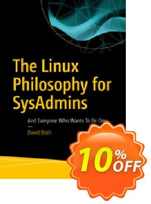 The Linux Philosophy for SysAdmins (Both) 프로모션 코드 The Linux Philosophy for SysAdmins (Both) Deal 프로모션: The Linux Philosophy for SysAdmins (Both) Exclusive Easter Sale offer for iVoicesoft