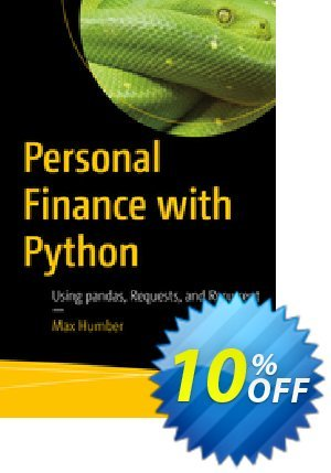 Personal Finance with Python (Humber) discount coupon Personal Finance with Python (Humber) Deal - Personal Finance with Python (Humber) Exclusive Easter Sale offer for iVoicesoft