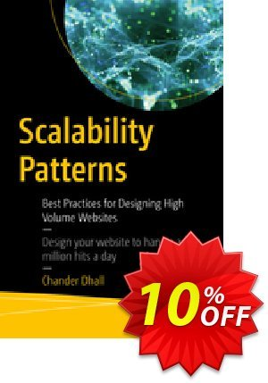 Scalability Patterns (Dhall) Coupon discount Scalability Patterns (Dhall) Deal. Promotion: Scalability Patterns (Dhall) Exclusive Easter Sale offer for iVoicesoft