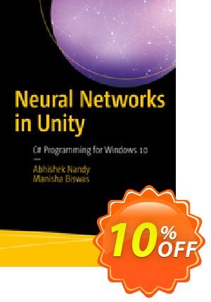 Neural Networks in Unity (Nandy) discount coupon Neural Networks in Unity (Nandy) Deal - Neural Networks in Unity (Nandy) Exclusive Easter Sale offer for iVoicesoft