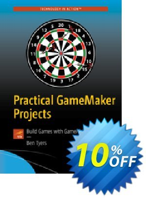 Practical GameMaker Projects (Tyers) discount coupon Practical GameMaker Projects (Tyers) Deal - Practical GameMaker Projects (Tyers) Exclusive Easter Sale offer for iVoicesoft