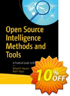 Open Source Intelligence Methods and Tools (Hassan) discount coupon Open Source Intelligence Methods and Tools (Hassan) Deal - Open Source Intelligence Methods and Tools (Hassan) Exclusive Easter Sale offer for iVoicesoft