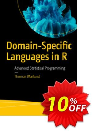 Domain-Specific Languages in R (Mailund) discount coupon Domain-Specific Languages in R (Mailund) Deal - Domain-Specific Languages in R (Mailund) Exclusive Easter Sale offer for iVoicesoft