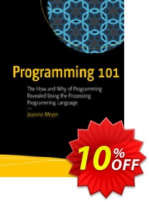 Programming 101 (Meyer) discount coupon Programming 101 (Meyer) Deal - Programming 101 (Meyer) Exclusive Easter Sale offer for iVoicesoft