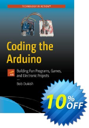 Coding the Arduino (Dukish) discount coupon Coding the Arduino (Dukish) Deal - Coding the Arduino (Dukish) Exclusive Easter Sale offer for iVoicesoft