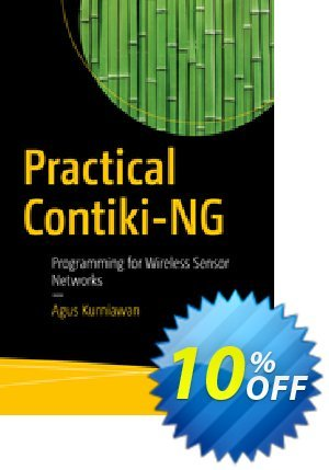 Practical Contiki-NG (Kurniawan) 프로모션 코드 Practical Contiki-NG (Kurniawan) Deal 프로모션: Practical Contiki-NG (Kurniawan) Exclusive Easter Sale offer for iVoicesoft