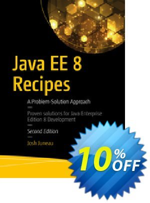 Java EE 8 Recipes (Juneau) discount coupon Java EE 8 Recipes (Juneau) Deal - Java EE 8 Recipes (Juneau) Exclusive Easter Sale offer for iVoicesoft