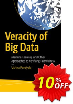 Veracity of Big Data (Pendyala) discount coupon Veracity of Big Data (Pendyala) Deal - Veracity of Big Data (Pendyala) Exclusive Easter Sale offer for iVoicesoft